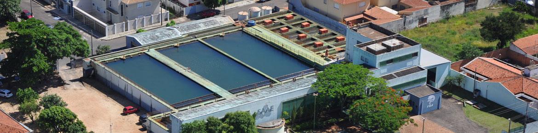 Estação de Tratamento de Água (ETA) Vila Pureza